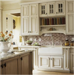 used antique white kitchen cabinets