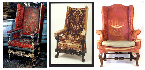 Evolution of arm chairs