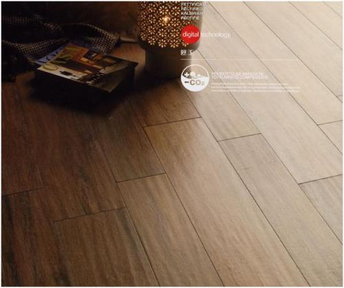 Wood look tiles - Up For Debate: Hardwood Floors V. Tiles That Look Like Wood