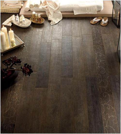 For Debate Hardwood Floors V Tiles That Look Like Wood Roomology