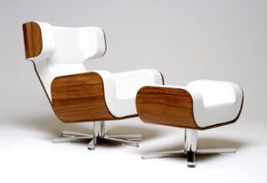 LYX wing chair