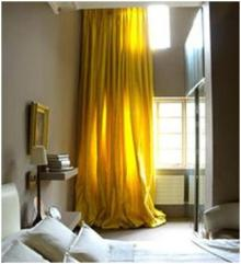 yellow-curtain-tan-wall