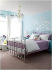 lilac-bed