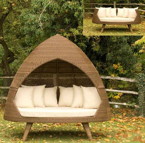Unique And Modern Outdoor Furniture Roomology