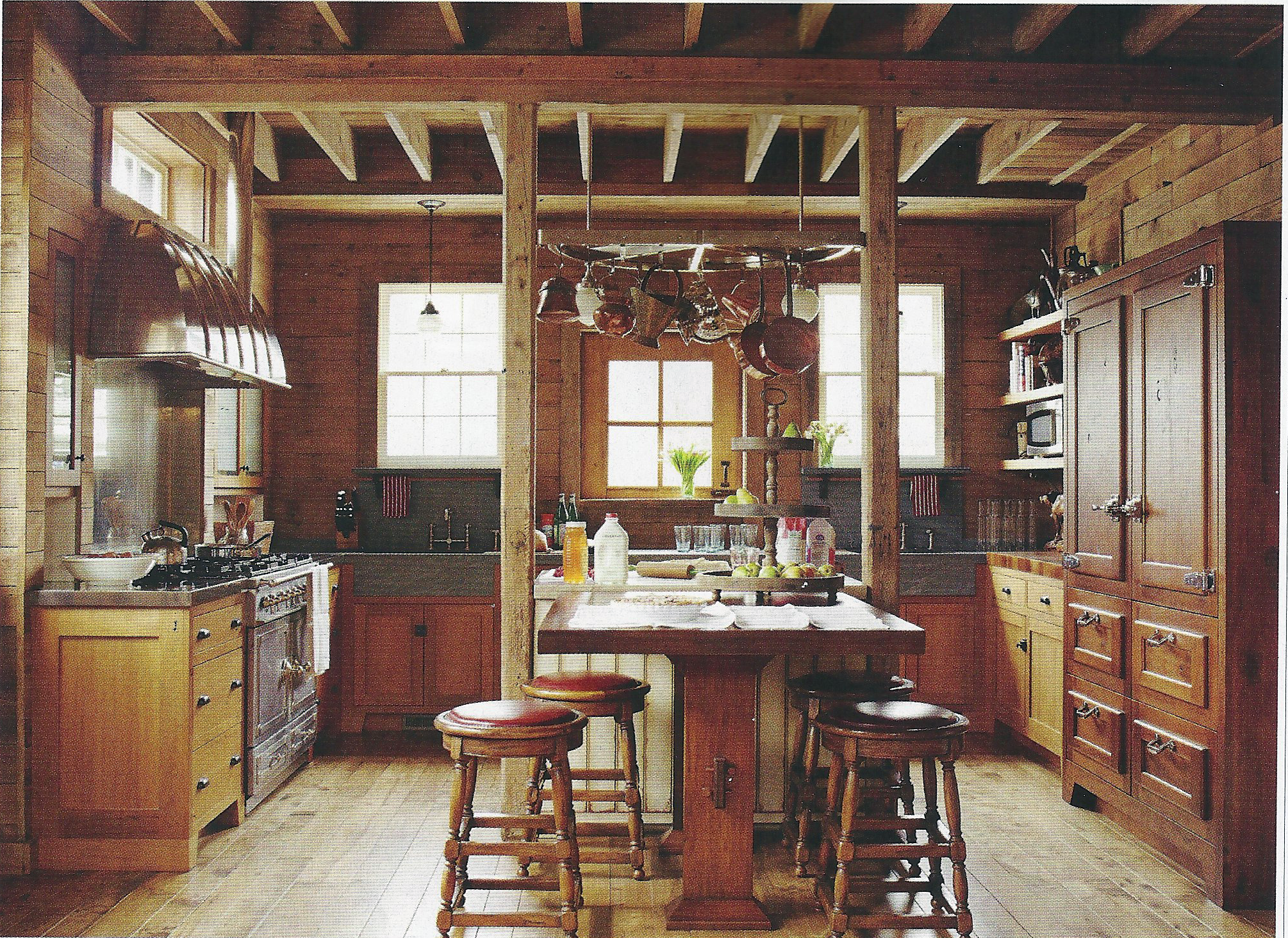 Old World Kitchen Design Old World Kitchens Meet The 21st Century Roomology