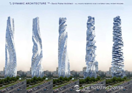 Dynamic Tower Dubai